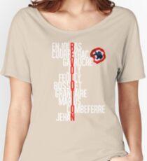 Barricade Boys Women's Relaxed Fit T-Shirt