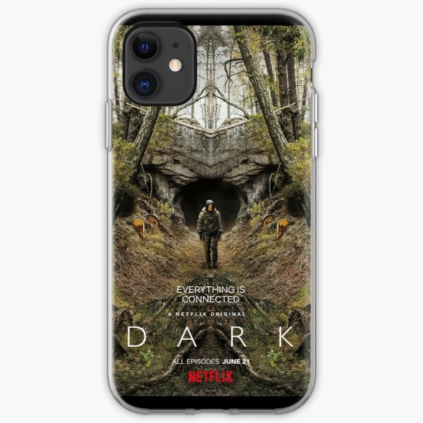 Dark Netflix Season 2 iPhone Soft Case