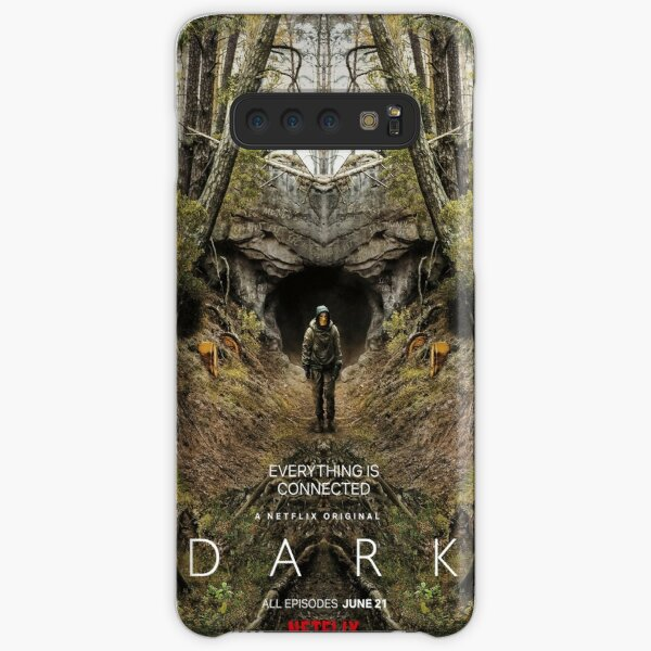 Dark Netflix Season 2 Samsung Galaxy Snap Case
