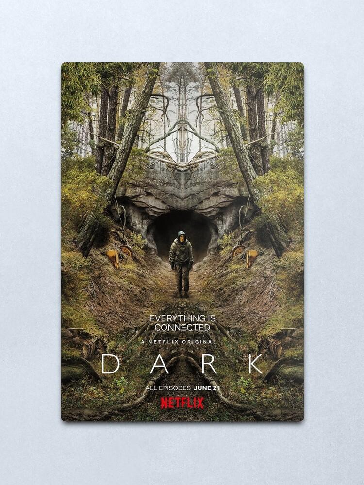 Alternate view of Dark Netflix Season 2 Metal Print
