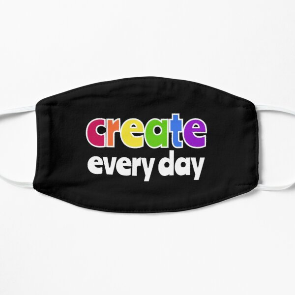 Create Every Day in colour Mask