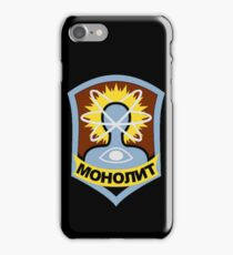S.T.A.L.K.E.R. Franchise - Monolith Faction Logo iPhone Case/Skin