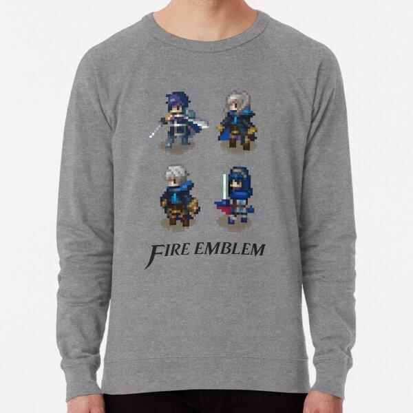 Fire Emblem Awakening Sprites Lightweight Sweatshirt