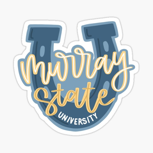 Murray State University Sticker