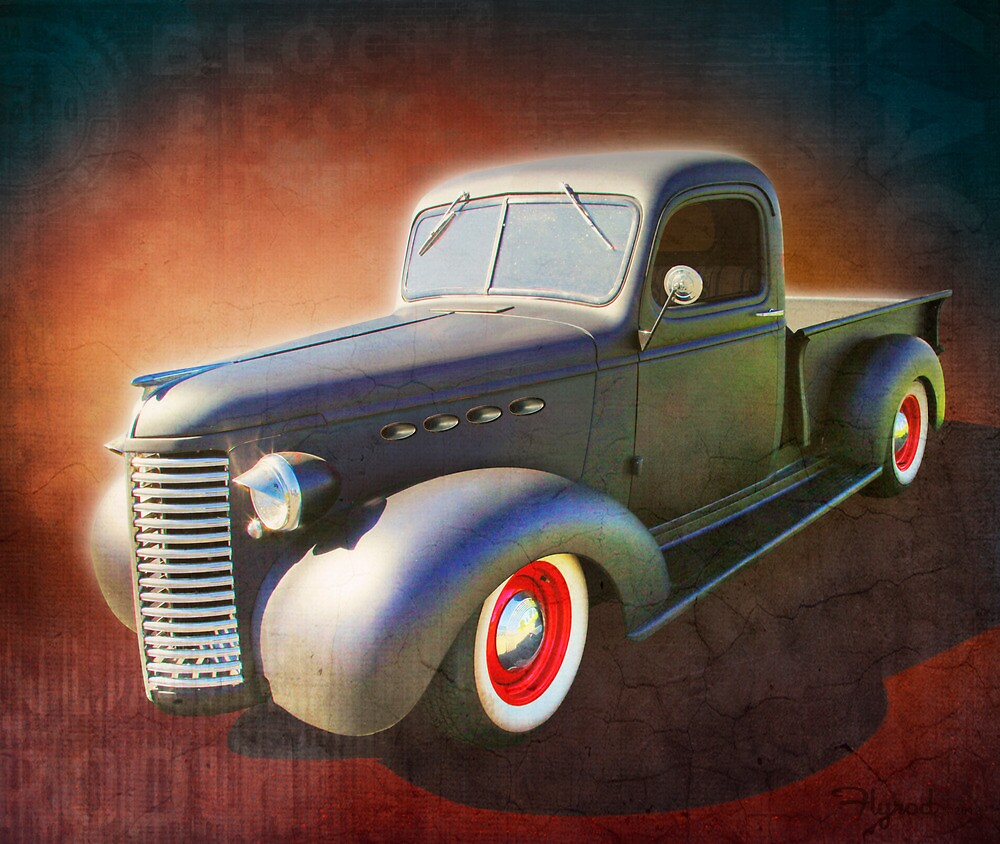 Chevy Gone Bad by flyrod