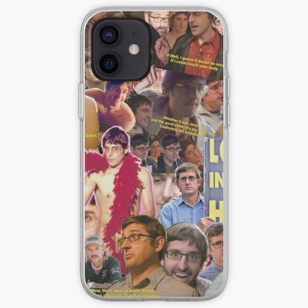 Louis Theroux iPhone Soft Case