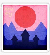 MK FA Sunset Sticker