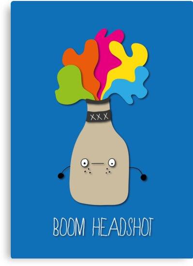boom headshot by daveylikespie
