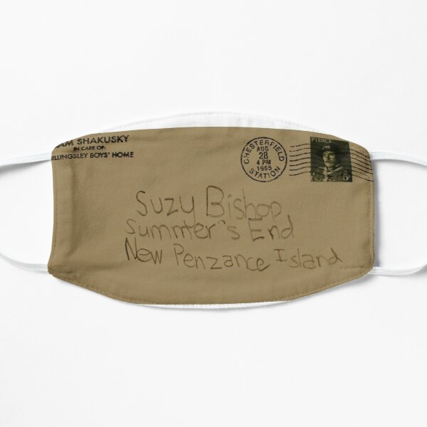 A Letter to Suzy Bishop Mask
