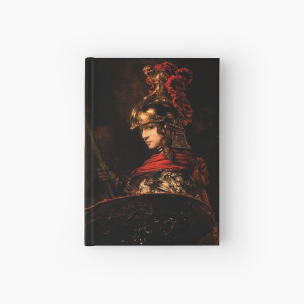 Pallas Athena by Rembrandt Catalysis Culture Special Signature Hardcover Journal