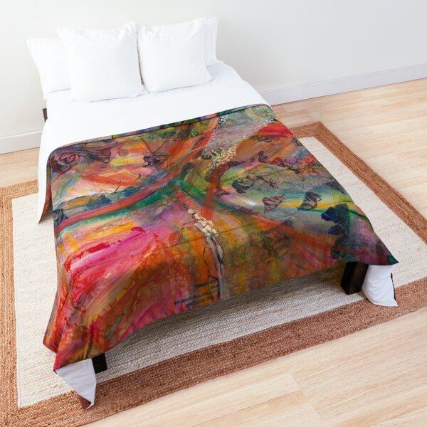 Kaleidoscope Swirl Comforter