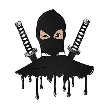 Black Ninja by Tobytang2