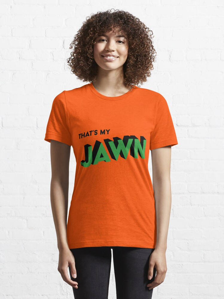 Alternate view of That's My Jawn (3D) Essential T-Shirt
