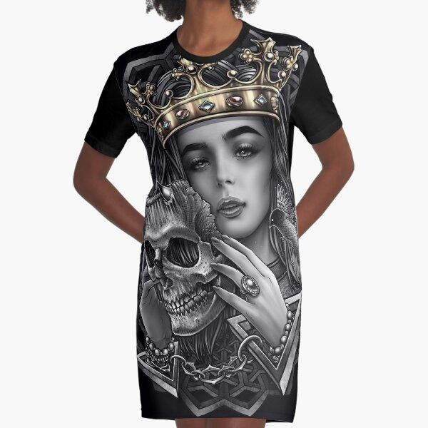 Winya No. 166 Graphic T-Shirt Dress