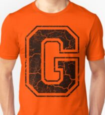 G - the Letter T-Shirt