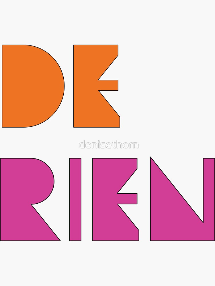 De Rien (You're Welcome) by denisethorn