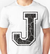 J - the Letter T-Shirt