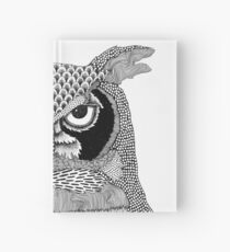 Give a Hoot Hardcover Journal