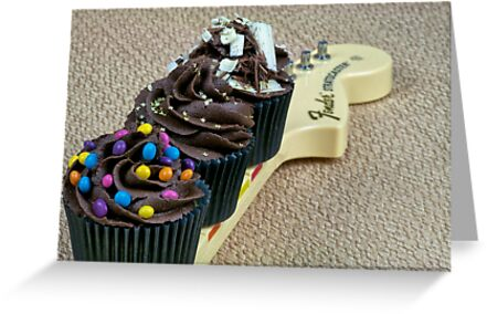 Chocolate heroes don't fret by ColinKemp