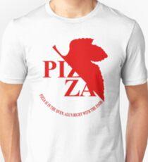 Pizzavangelion Team Shirt Unisex T-Shirt