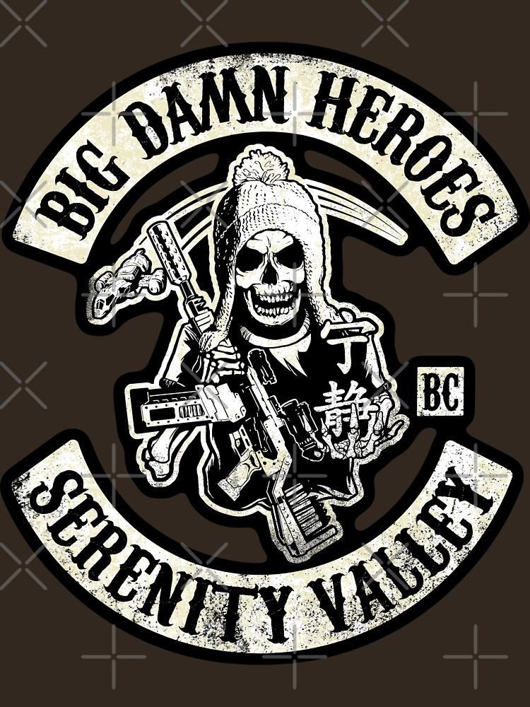 Big Damn Heroes v2 | Unisex T-Shirt