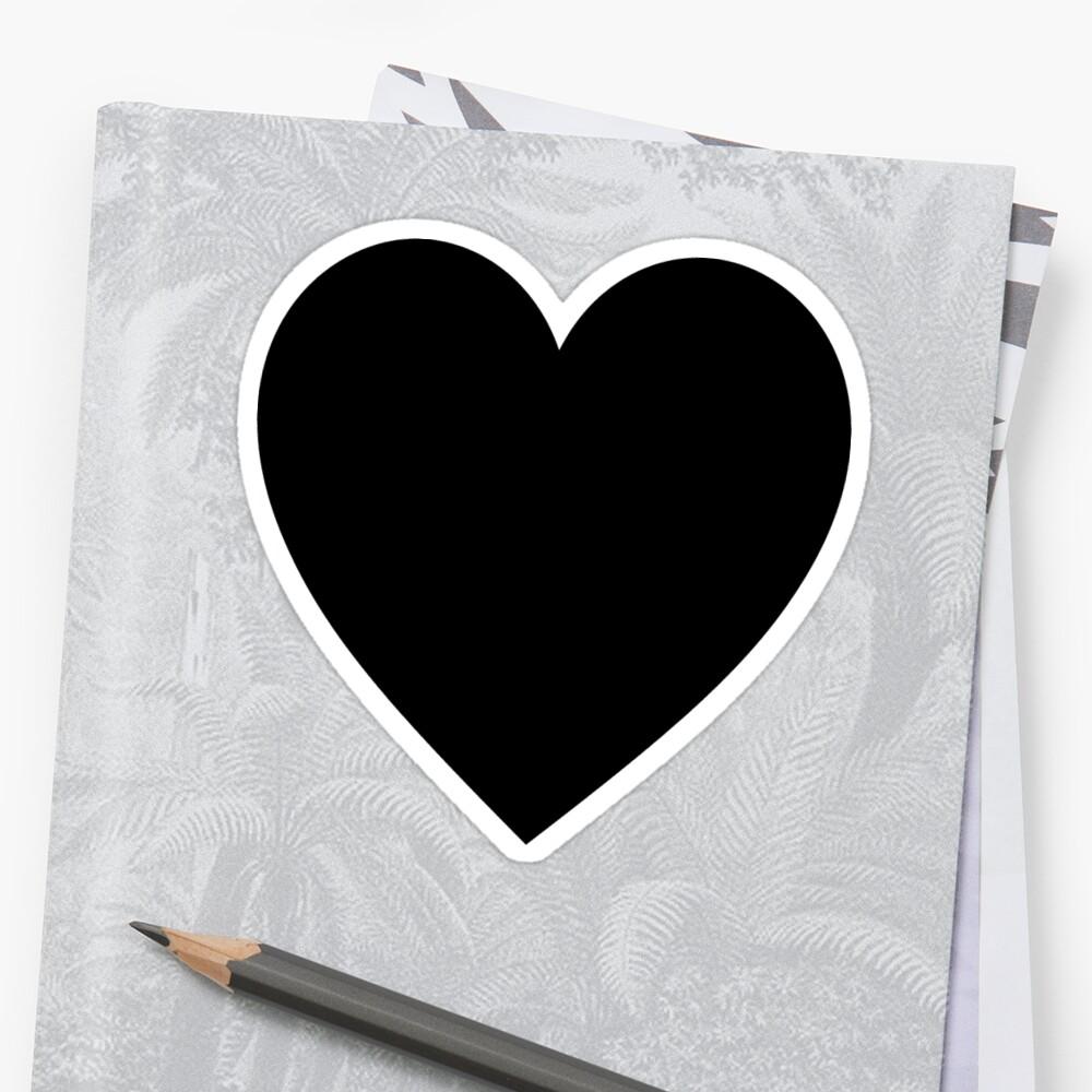 en corazón simple corazón negro puro traición amor de y traición Corazón blanco vz5HqUz