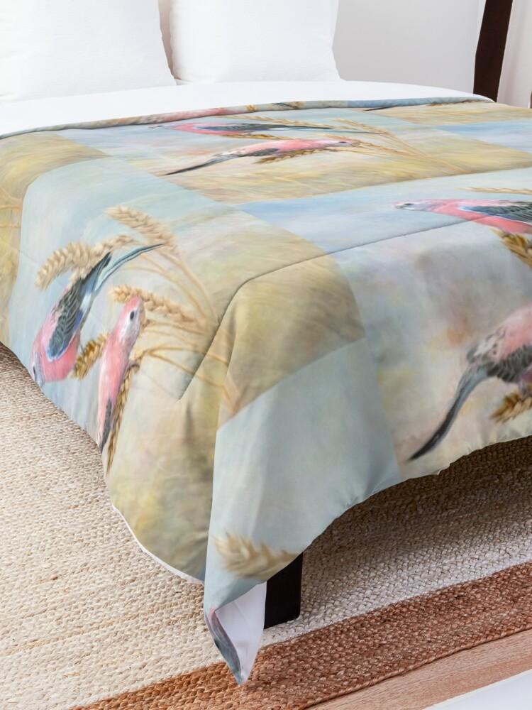 Alternate view of Bourkes Parrot Comforter