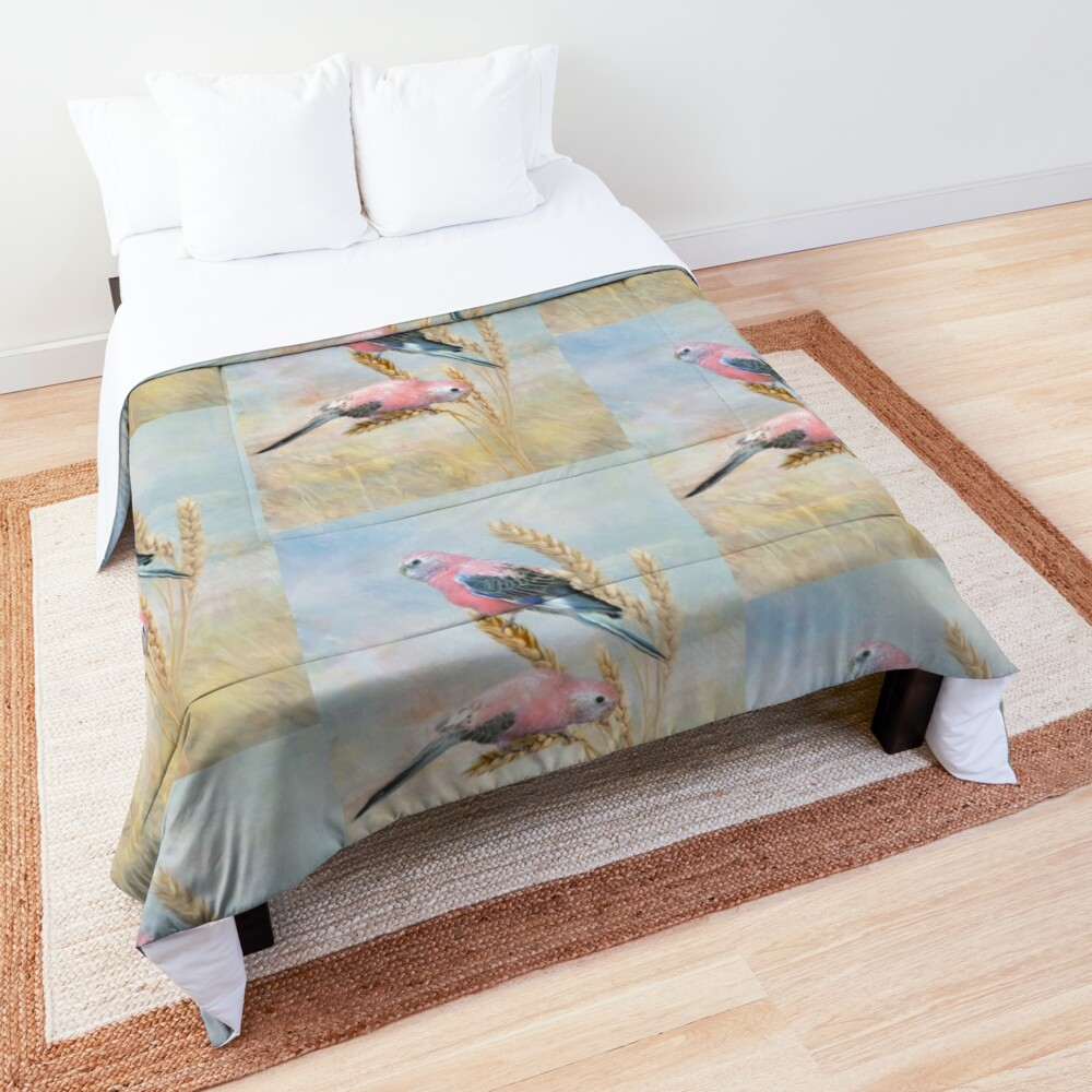 Bourkes Parrot Comforter