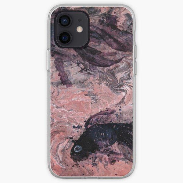 Black Betta Buddies iPhone Soft Case