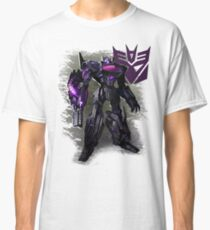 Transformers War For Cybertron - Decepticons: Shockwave Classic T-Shirt