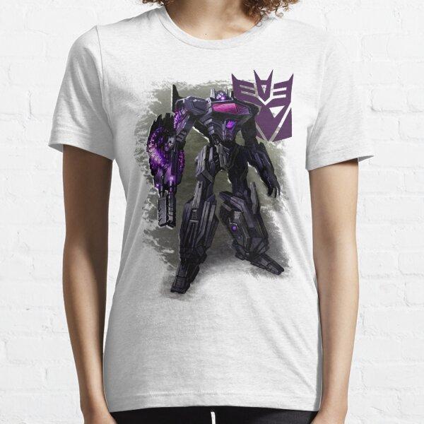 Transformers War For Cybertron - Decepticons: Shockwave Essential T-Shirt