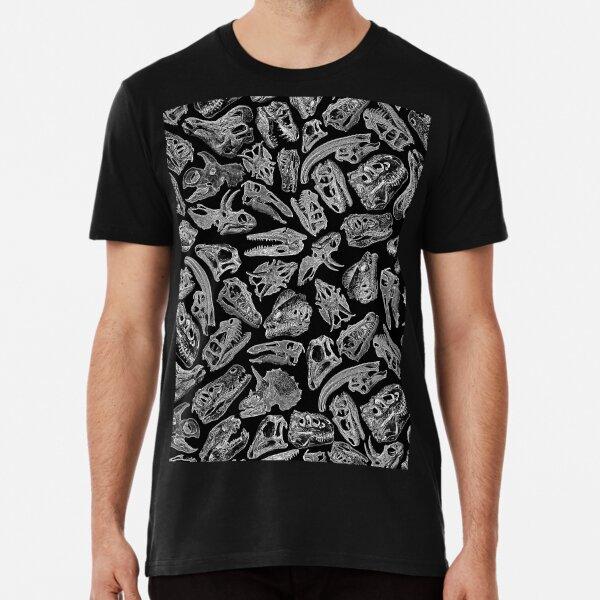 Paleontology Dream II Premium T-Shirt