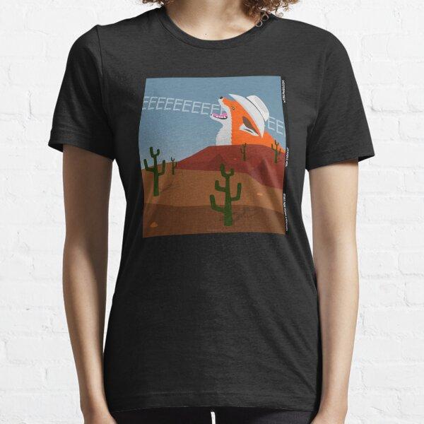 Fox Enough Essential T-Shirt