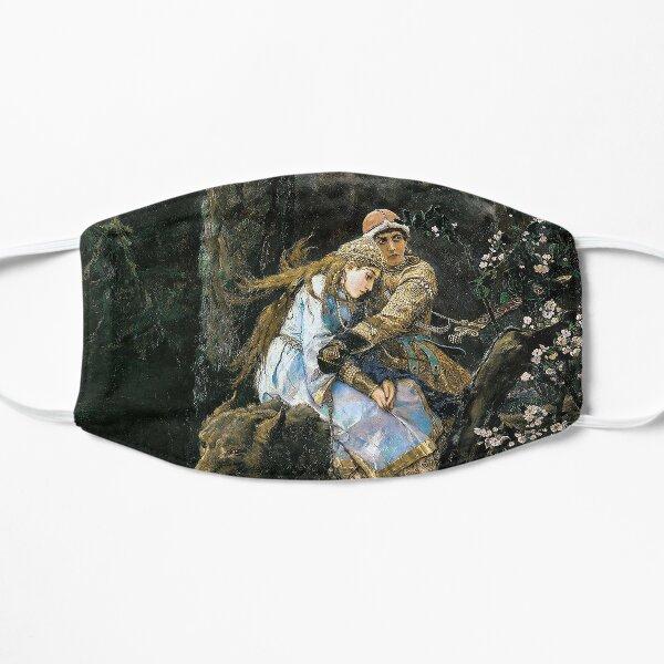 Ivan Tsarevich Riding the Grey Wolf - Viktor Vasnetsov - 1889 Mask