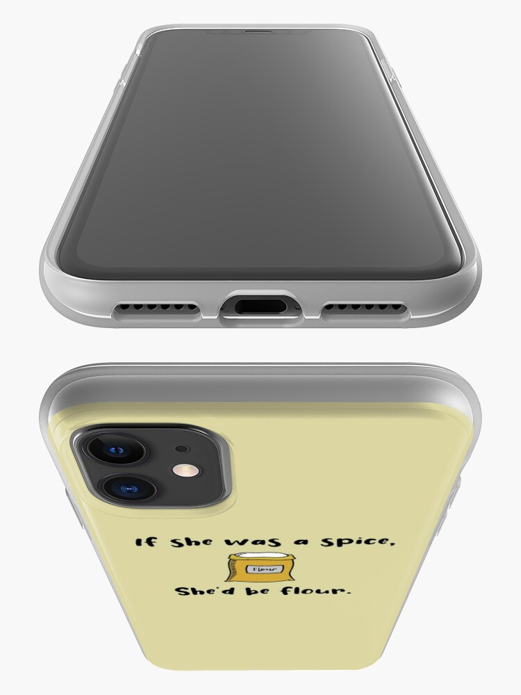 Alternate view of If She Was A Spice - Bob's Burgers Design iPhone Case & Cover