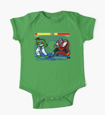 Sewer Fighter Kids Clothes