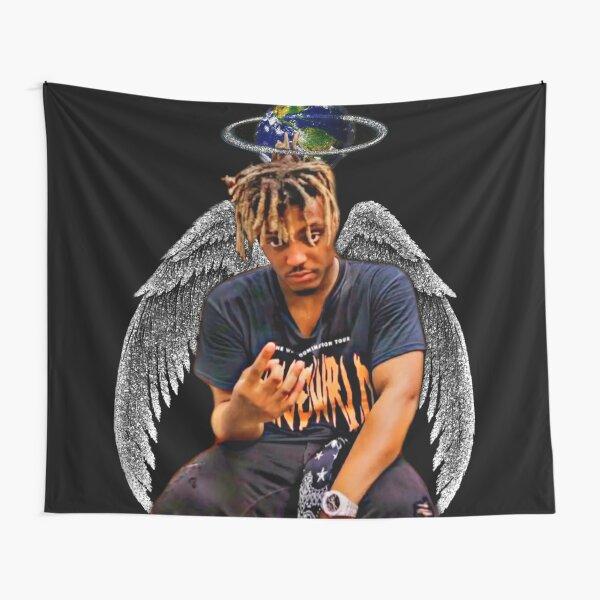 R.I.P JUICE WRLD ANGEL TRIBUTE  Tapestry
