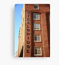 Denver - Steelbridge Building Canvas Print