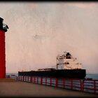 Pierhead Lighthouse © by Dawn Becker