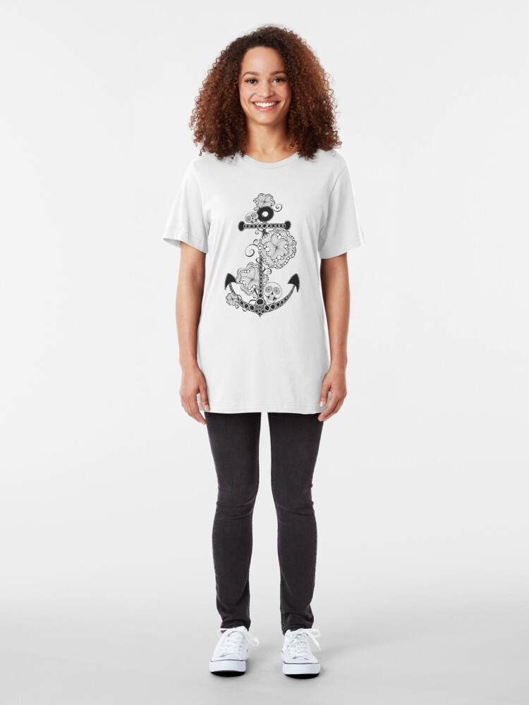 Alternate view of Anchor Slim Fit T-Shirt