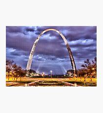 Saint Louis Gateway Arch Photographic Print