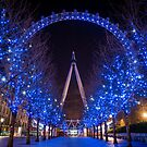 London Eye by Tanasha