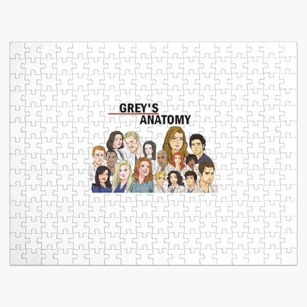 Grey's anatomy  Jigsaw Puzzle