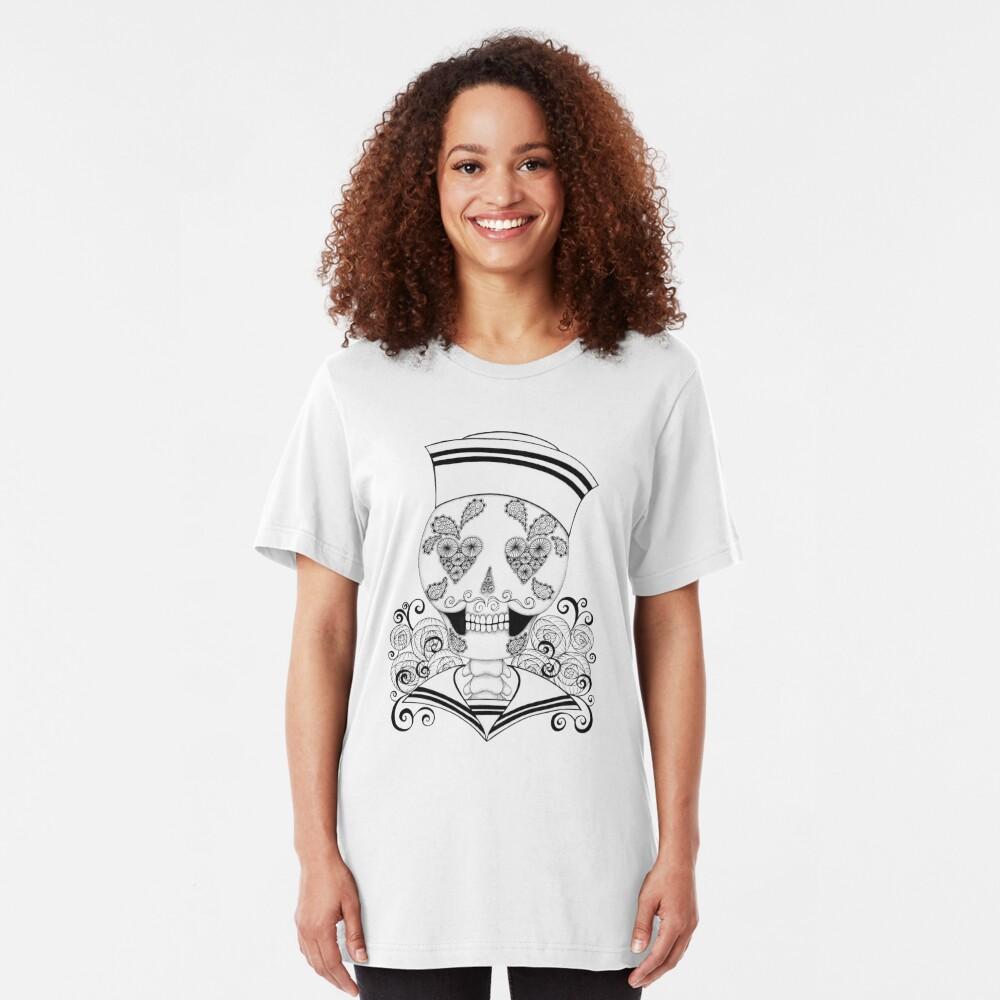 Lovesick Sailor Slim Fit T-Shirt