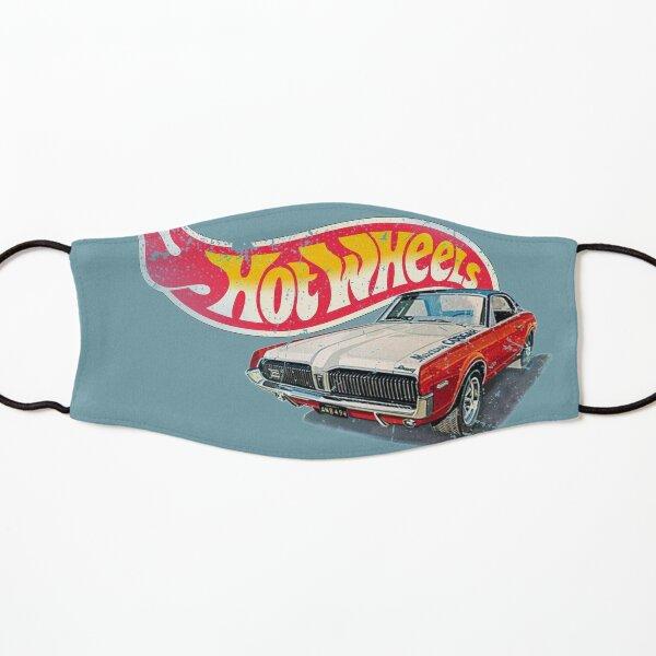 Auténtico Vintage, apenado Hot Wheels 1968 Custom Cougar Mascarilla para niños