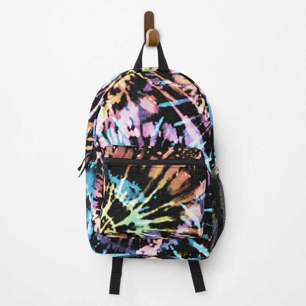 Rainbow Tie-Dye Blast Backpack