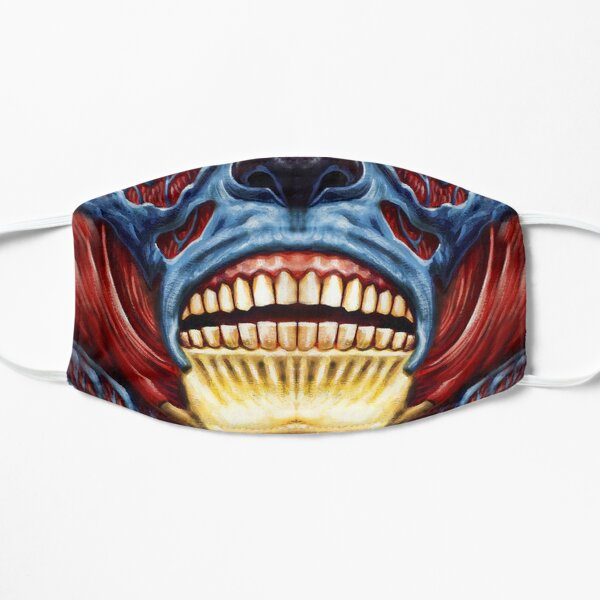 They Live Alien Face Mask