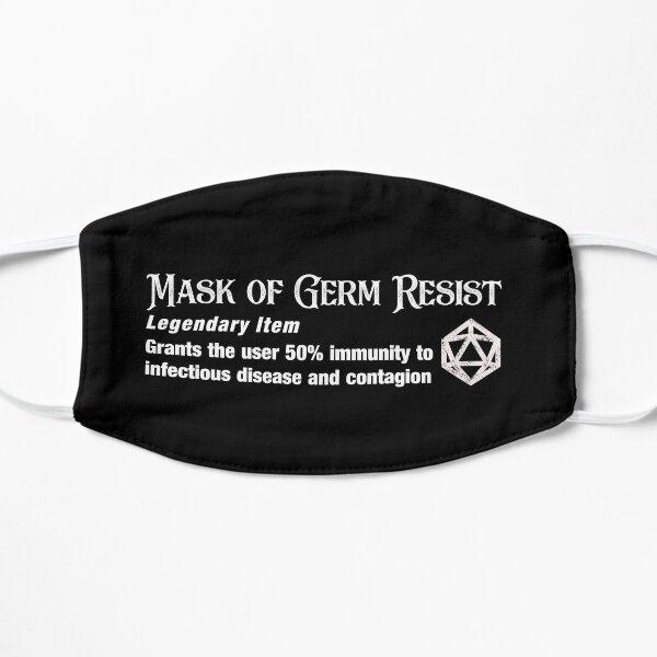 Mask of Germ Resist Mask