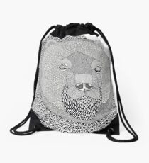 Where Bear Drawstring Bag