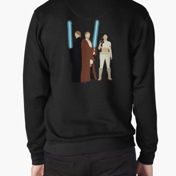 prequels trio Pullover Sweatshirt